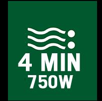 Microwave 750